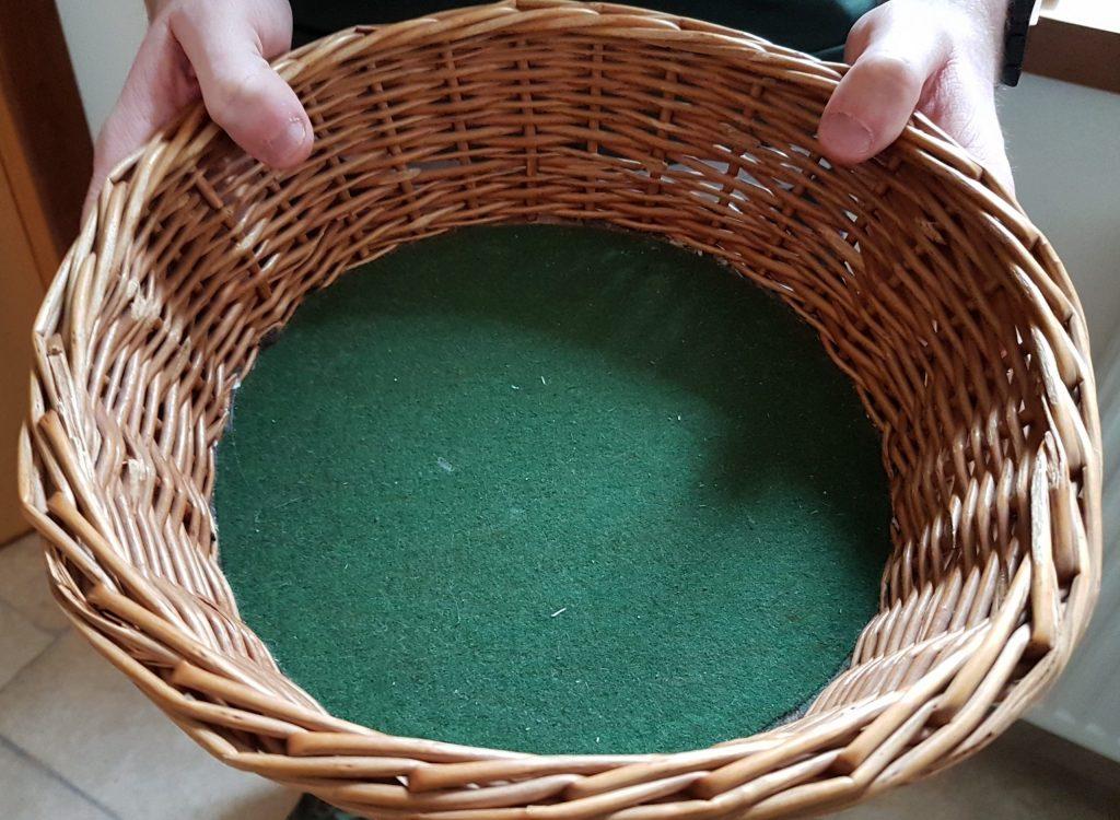 22 C Offertory Basket 1
