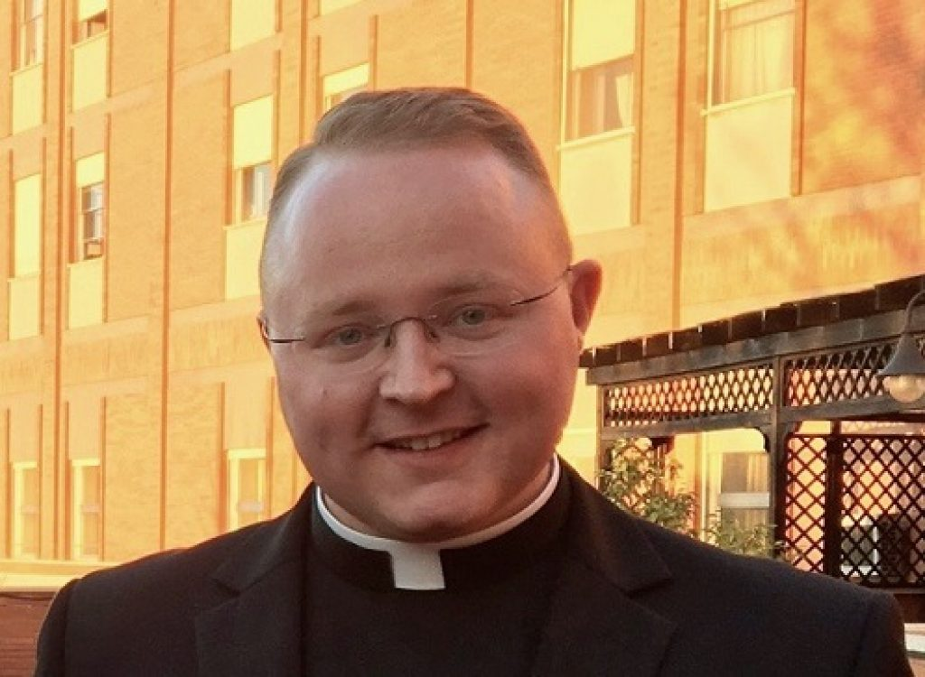 Fr Jonathan Profile (Crop)