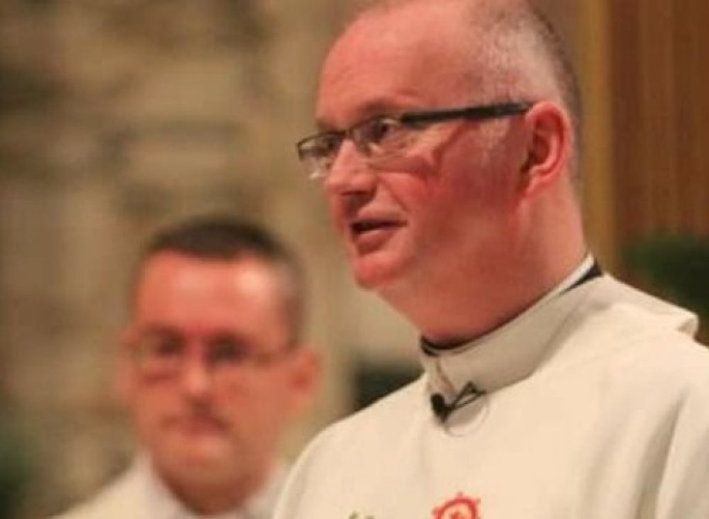 Fr Stephen Profile (Crop)