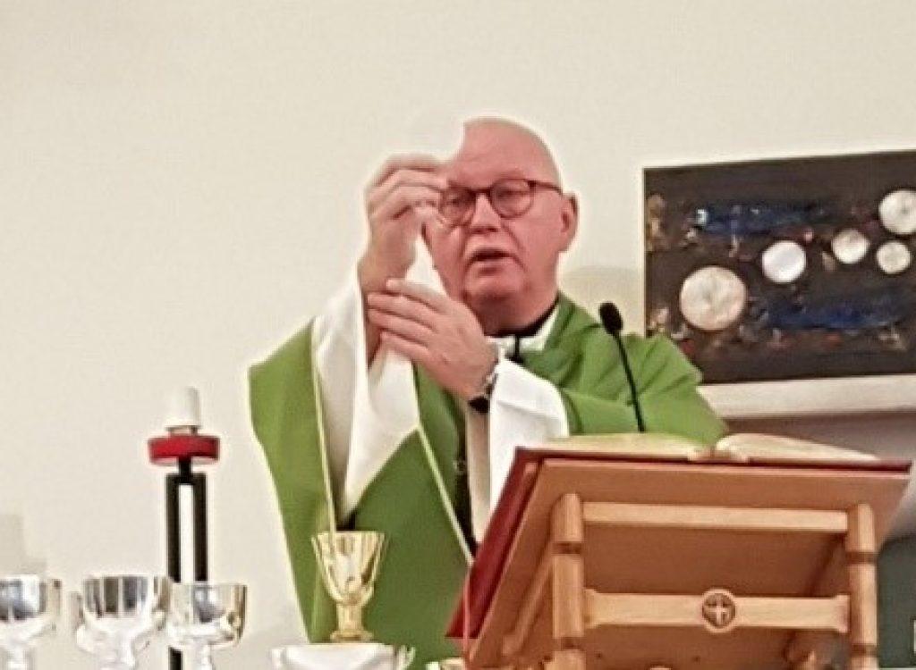 father stephen mass